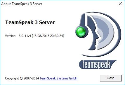 Тим спик как подключиться к серверу